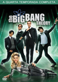 Download The Big Bang Theory 4ª Temporada DVDRip Dual Áudio RMVB Dublado
