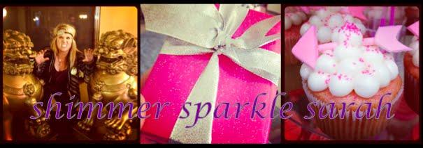 Shimmer Sparkle Sarah