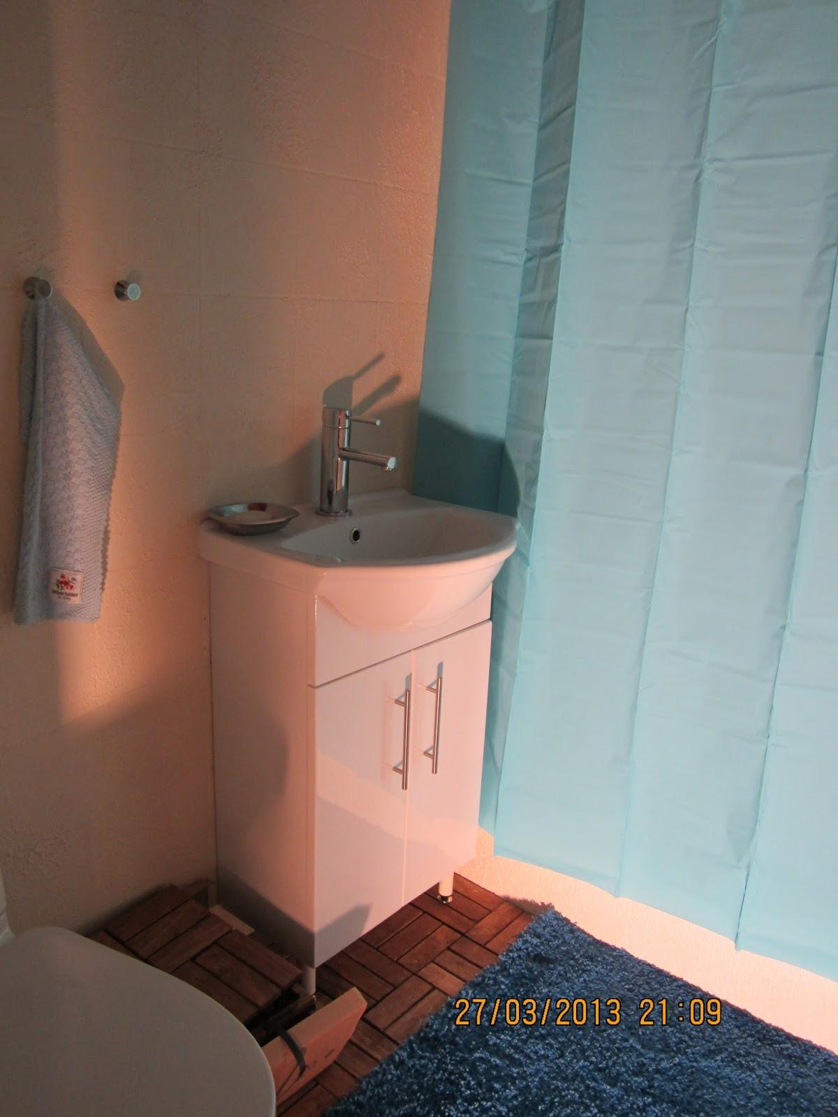 WULFFINE: Et nyt badeværelse