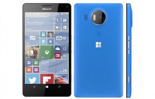 تسريب اسعار هاتفى Lumia 950 و Lumia 950 XL