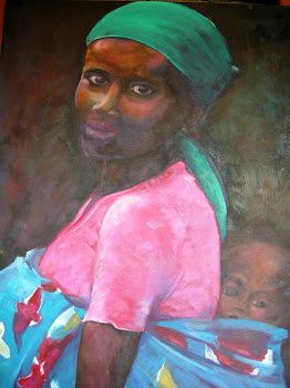 North African Mother