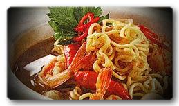 Resep Cara Membuat Sup Mie Kuah Tomyam (Tom Yum Noodle)