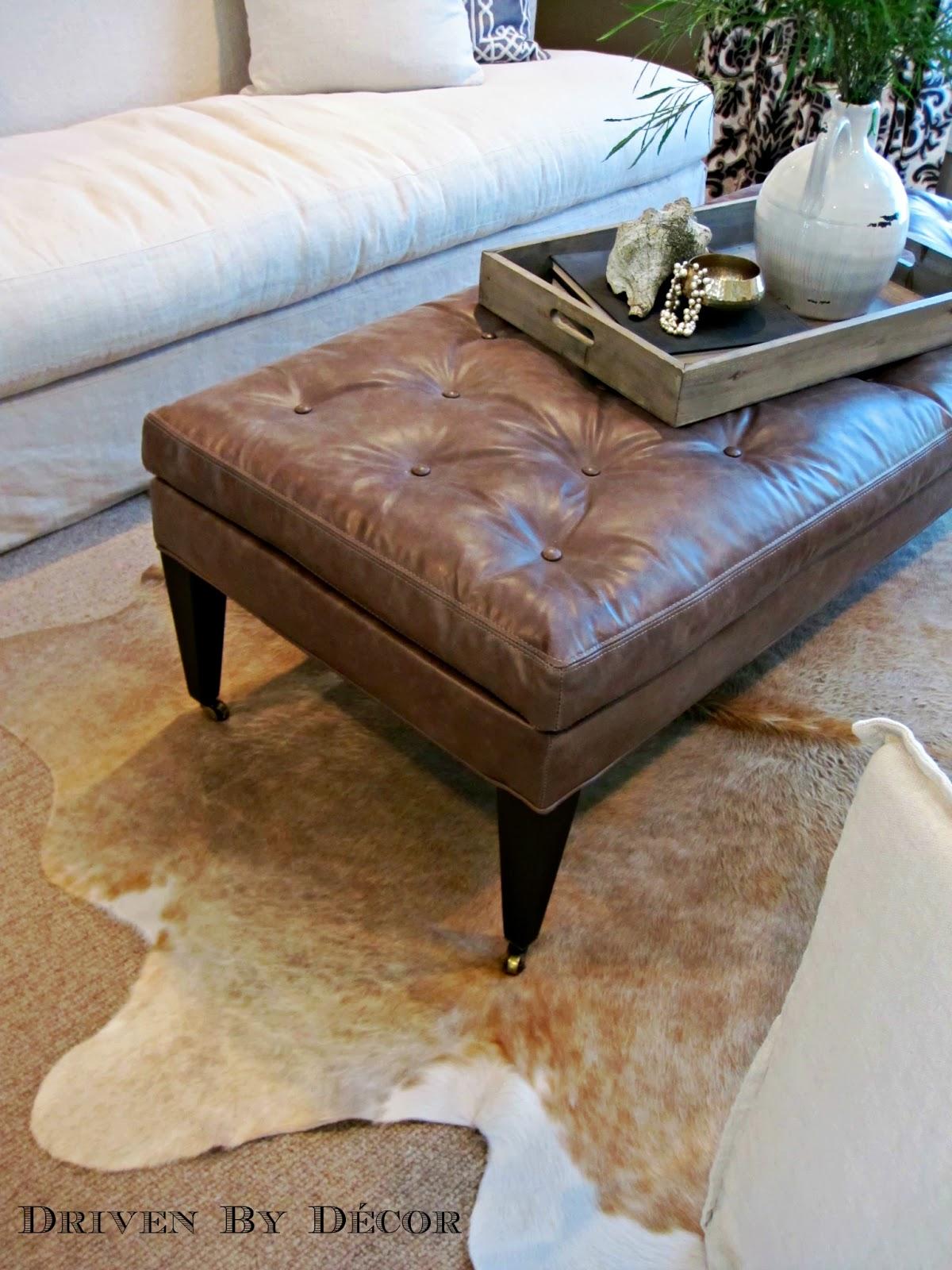 Living Room Ottoman Lee Industries
