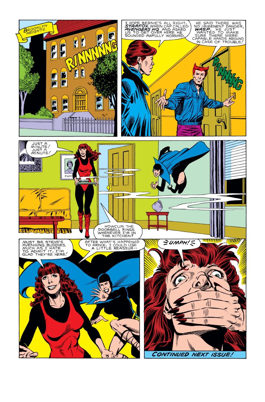 Captain America (1968) Issue #295 #223 - English 23