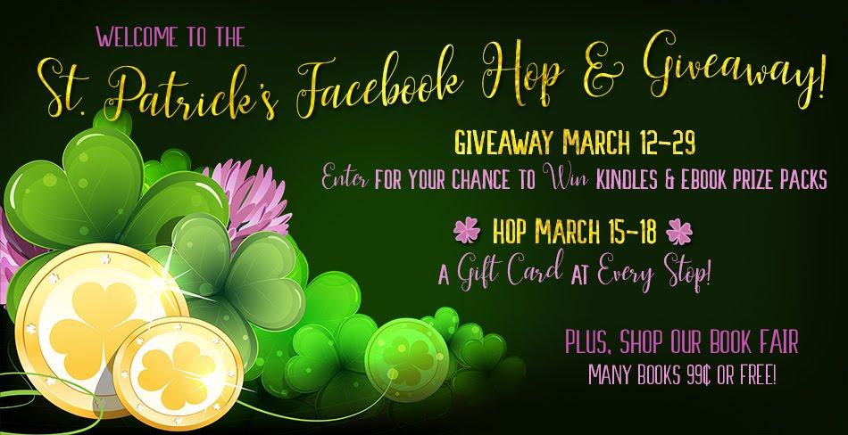 St. Patrick's FB Hop & Giveaway