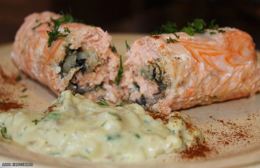 Блюда из рыбного фарша в духовке