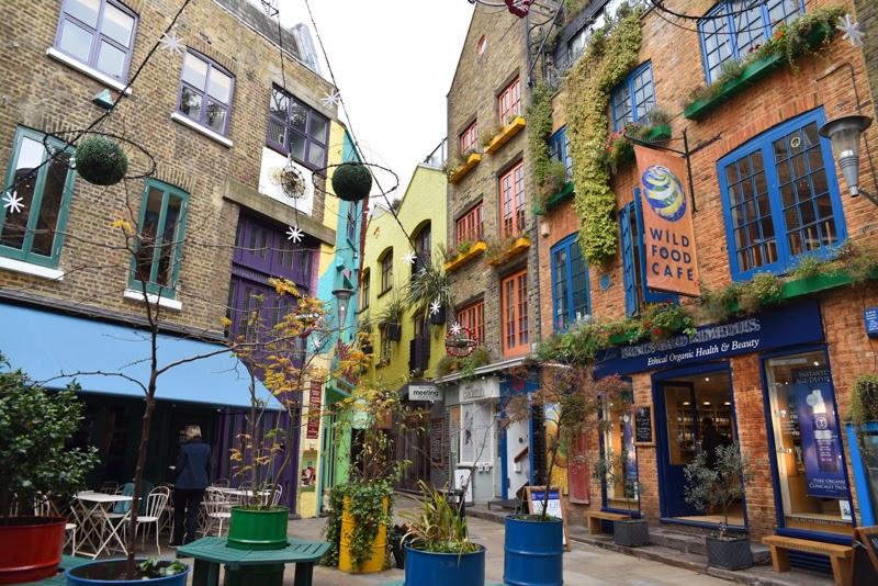 Londres quartiers color s notting hill neal 39 s yard elofancy bl - Quartier londres shopping ...