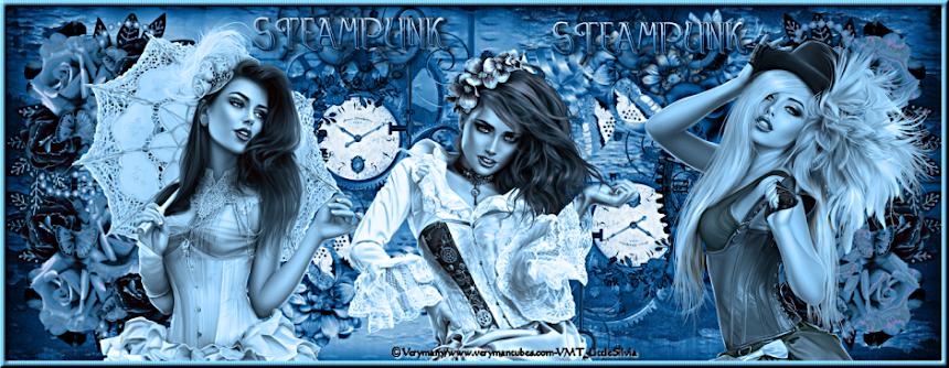 Silvia´s Steampunk & Mystic