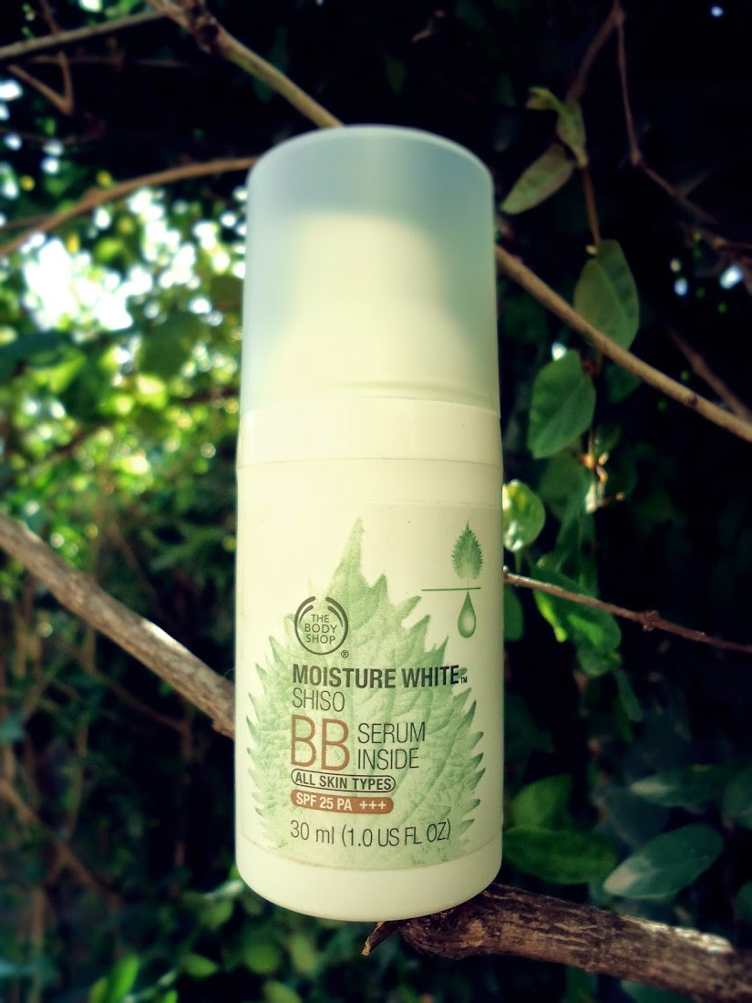 The Body Shop Moisture White Shiso BB Serum
