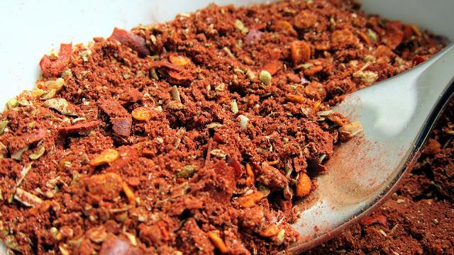 Spice Mix for pressure cooker pulled pork