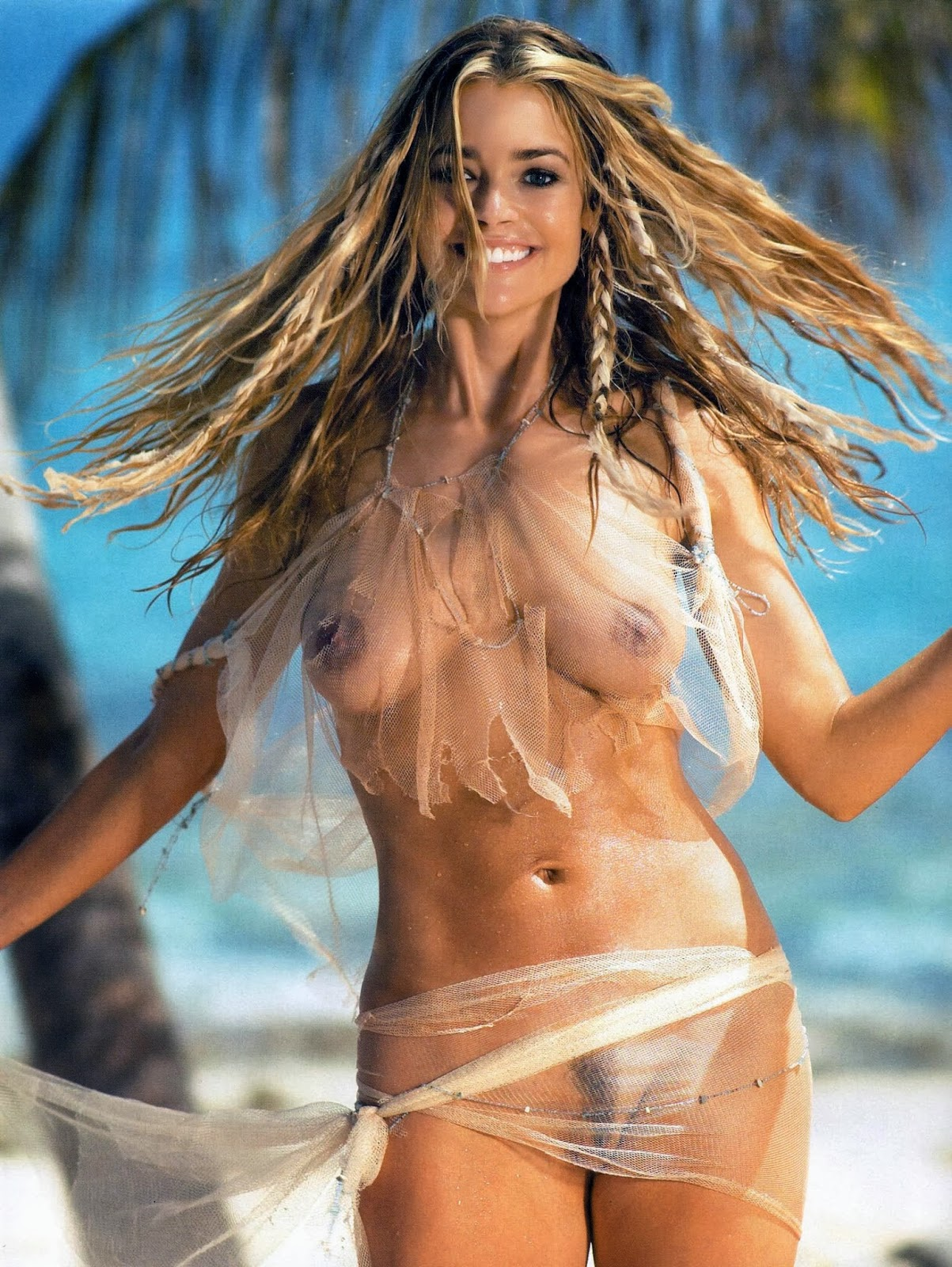 denise richards naked tits