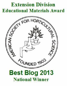 ASHS Award 2013