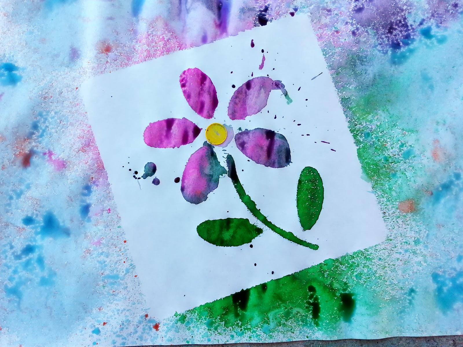 watercolors u0026 stencils choices for children