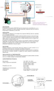 ORBITEMP AUTOMATICO ESCALERA