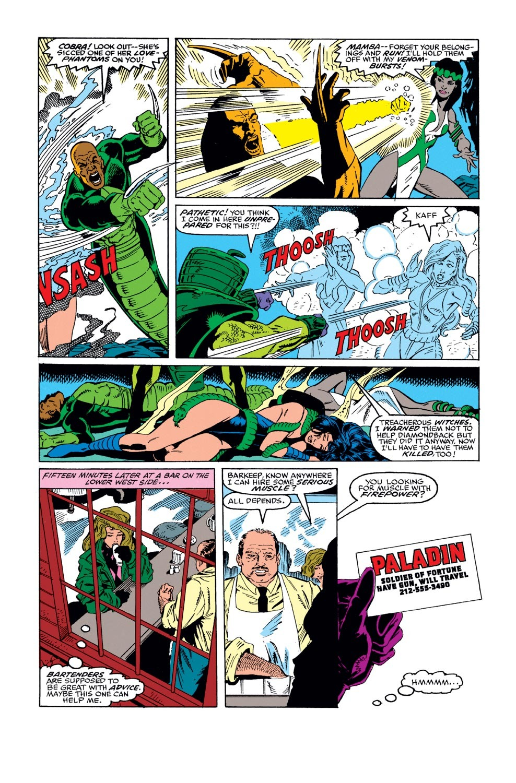 Captain America (1968) Issue #381 #314 - English 9