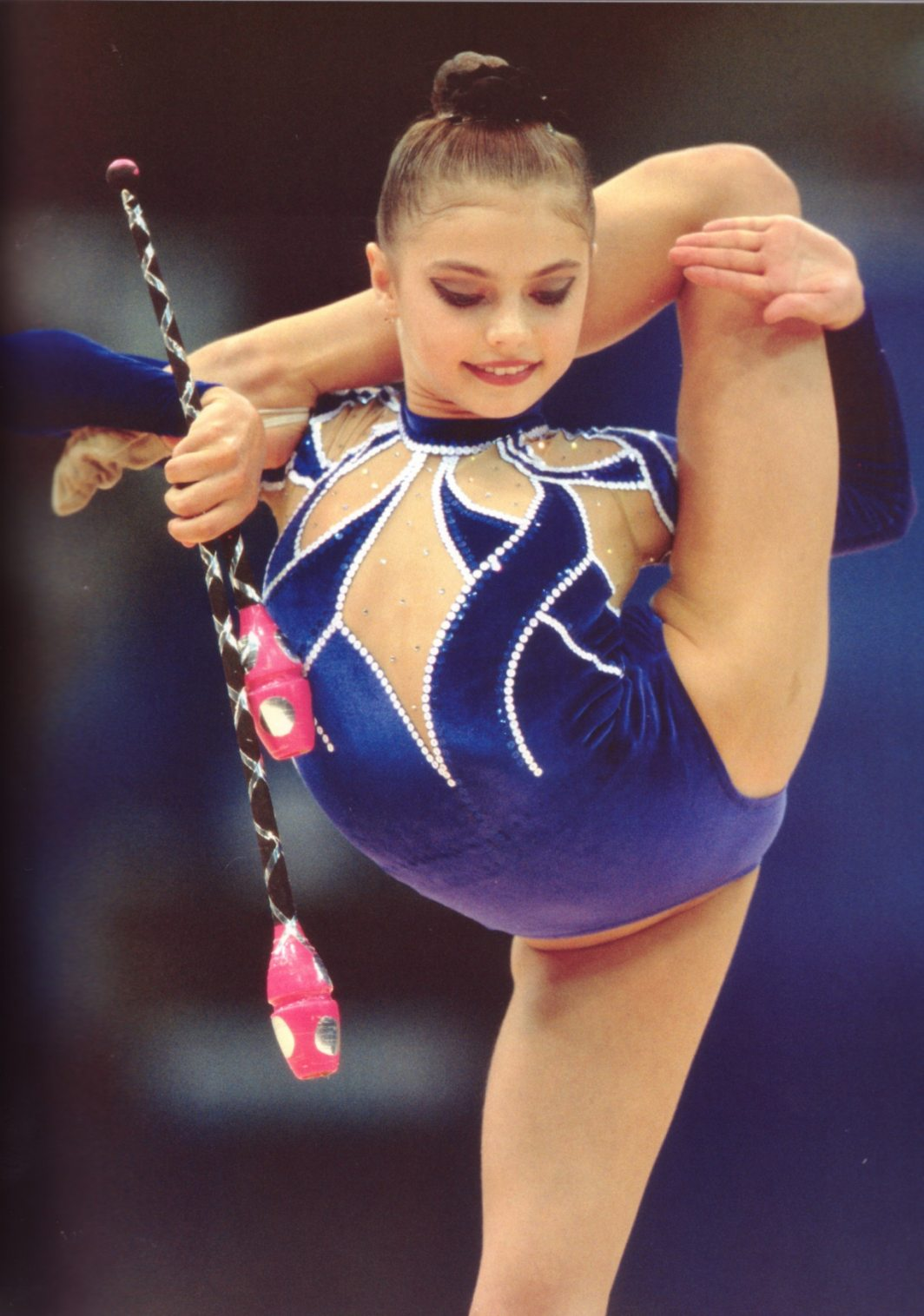 Fundelia: Alina Kabaeva ; The Gymnast Politician