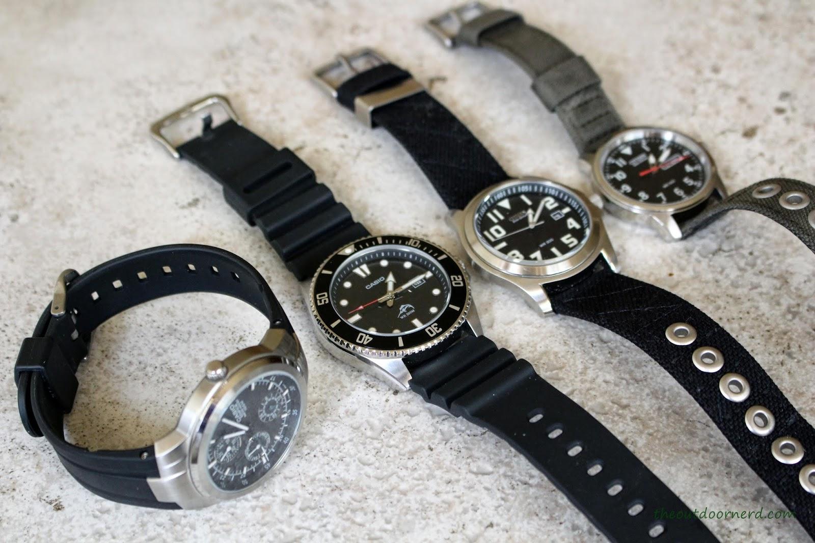 Casio Men's EF305-1AV Edifice Watch With Casio And Citizen Friends