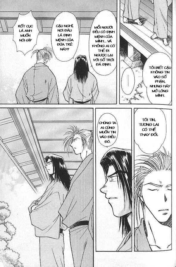 Soshite Haru No Tsuki chap 2 - Trang 20