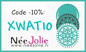 Código descuento: NéeJolie
