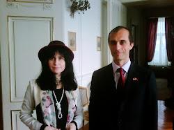 Italian Consulate Gianluca Alberini-talya stanbul Bakonsolosu