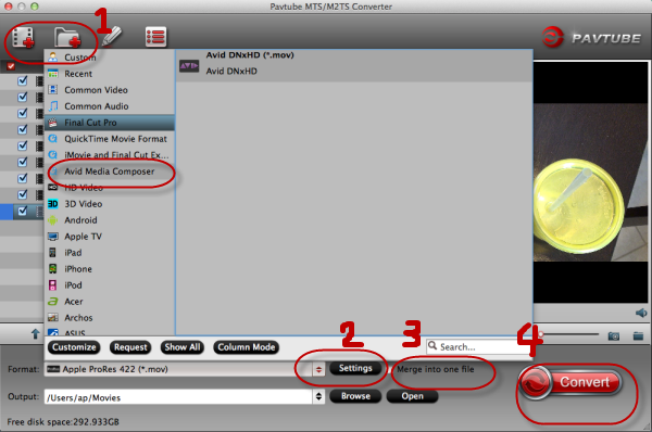 import-files-to-mts-m2ts-converter