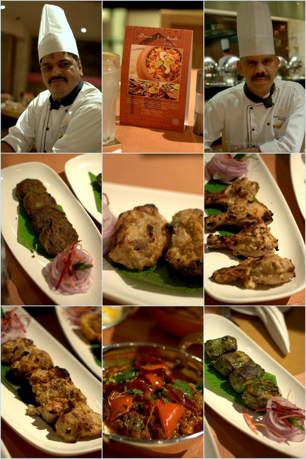 Banaras ka khana dawat e awadh some comforting flavours for Awadhi cuisine ppt