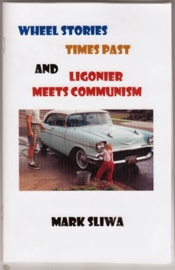 A Book By Mark Sliwa