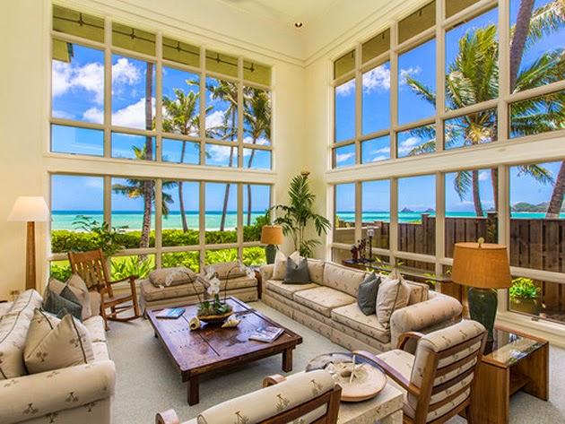 Barack Obama vende casa en Hawai 2
