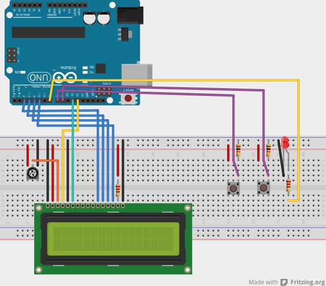 El Caj 243 N De Arduino Tutorial Pantalla Lcd Con Texto