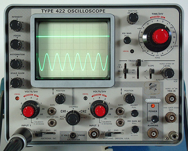 Oscilloscope Y Axis : What can you do with an oscilloscope
