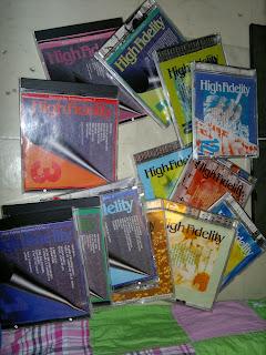High Fidelity Musik utgiven av tidningen High Fidelity. Vet att en del samlar på dessa, finns inte många av dom!!