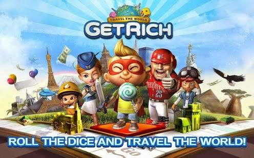 LINE Lets Get Rich 1.0.3 APK Terbaru