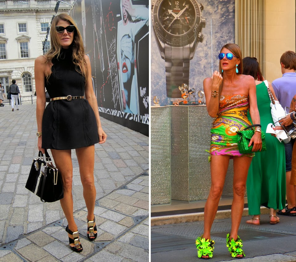Italian Women Style As for Italian style