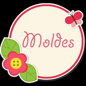 Compre os moldes