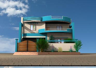 #1 Modern Home Exterior Design Ideas