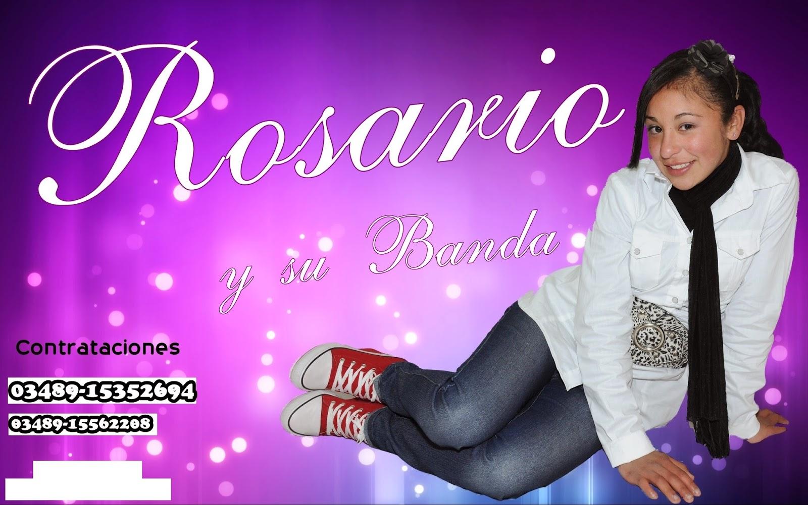 Rosario y Su Banda - La Mala Suerte - (Noviembre 2014)