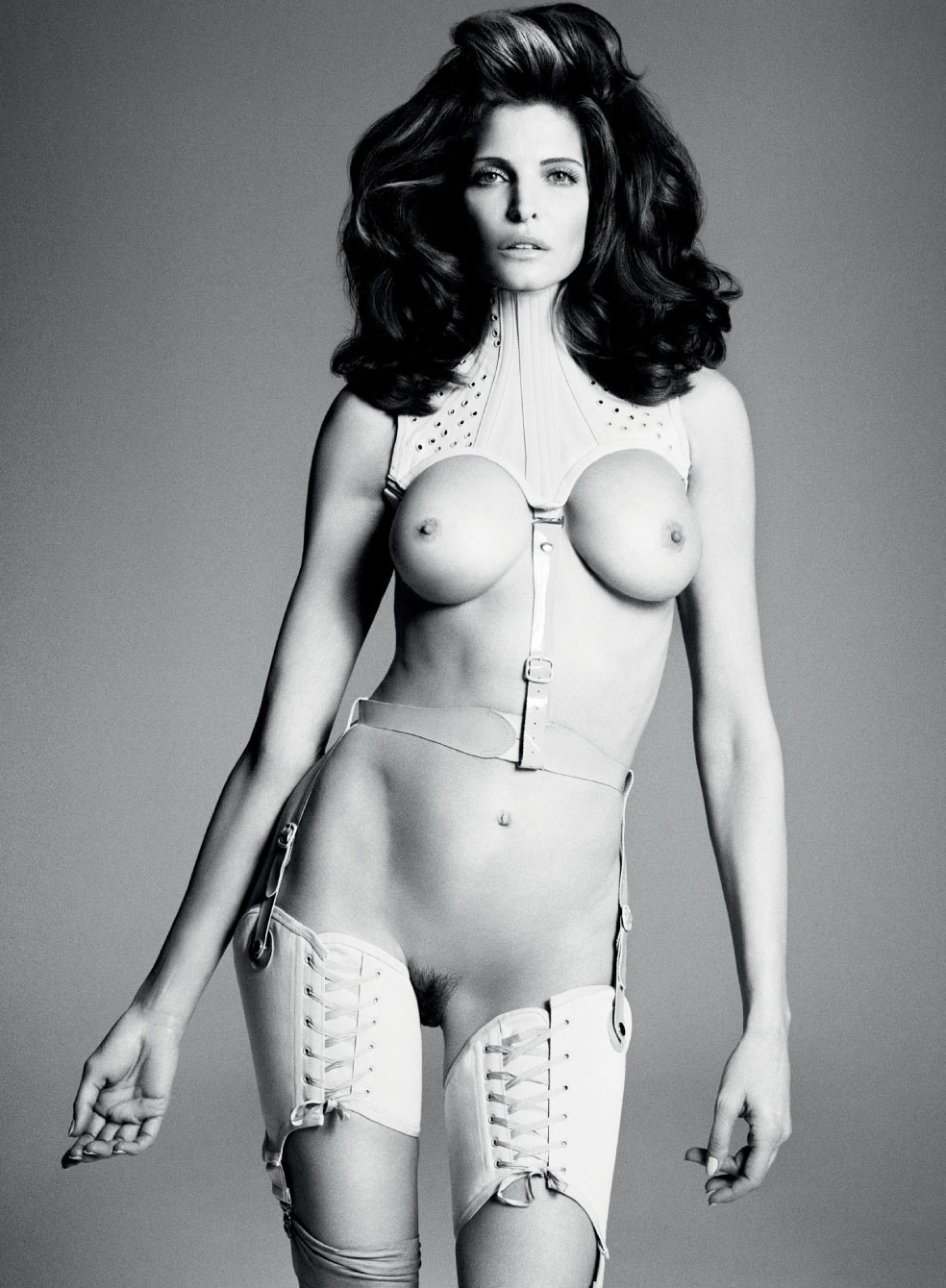stephanie seymour by daniele