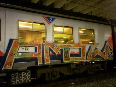 GRAFFITI AMOK  512 srk