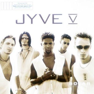 Jyve V - Solo A Tu Lado Quiero Vivir MP3