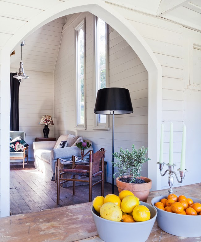 atelier rue verte le blog vivre dans une glise de campagne en australie. Black Bedroom Furniture Sets. Home Design Ideas