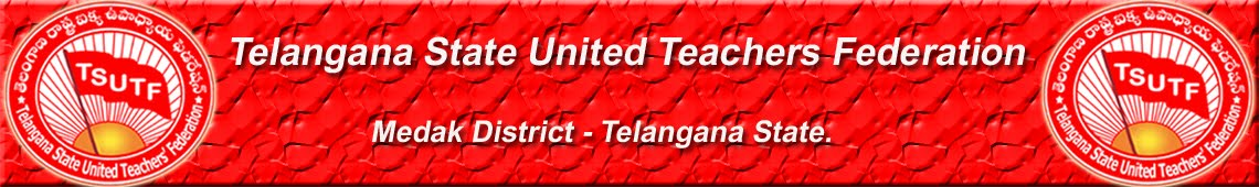 TS UTF Medak District- Telangana State