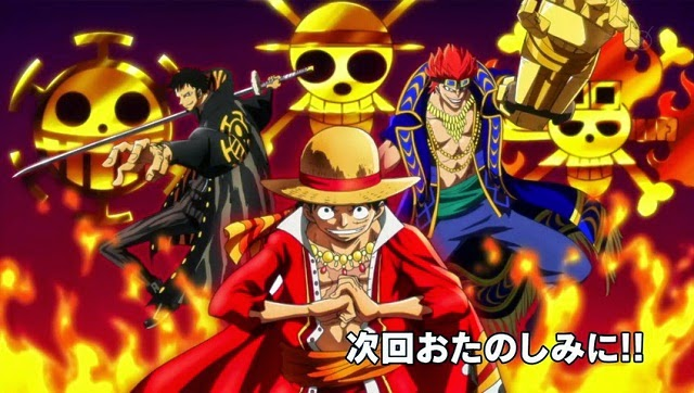 One Piece Episode 651 Subtitle Indonesia