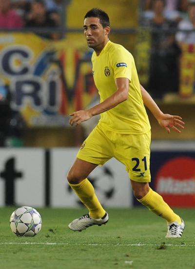 Bruno Soriano Villareal target transfer Manchester United
