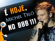 Michel Teló hoje no BBB. Postado por Blog Fã Sertanejo às 17:41