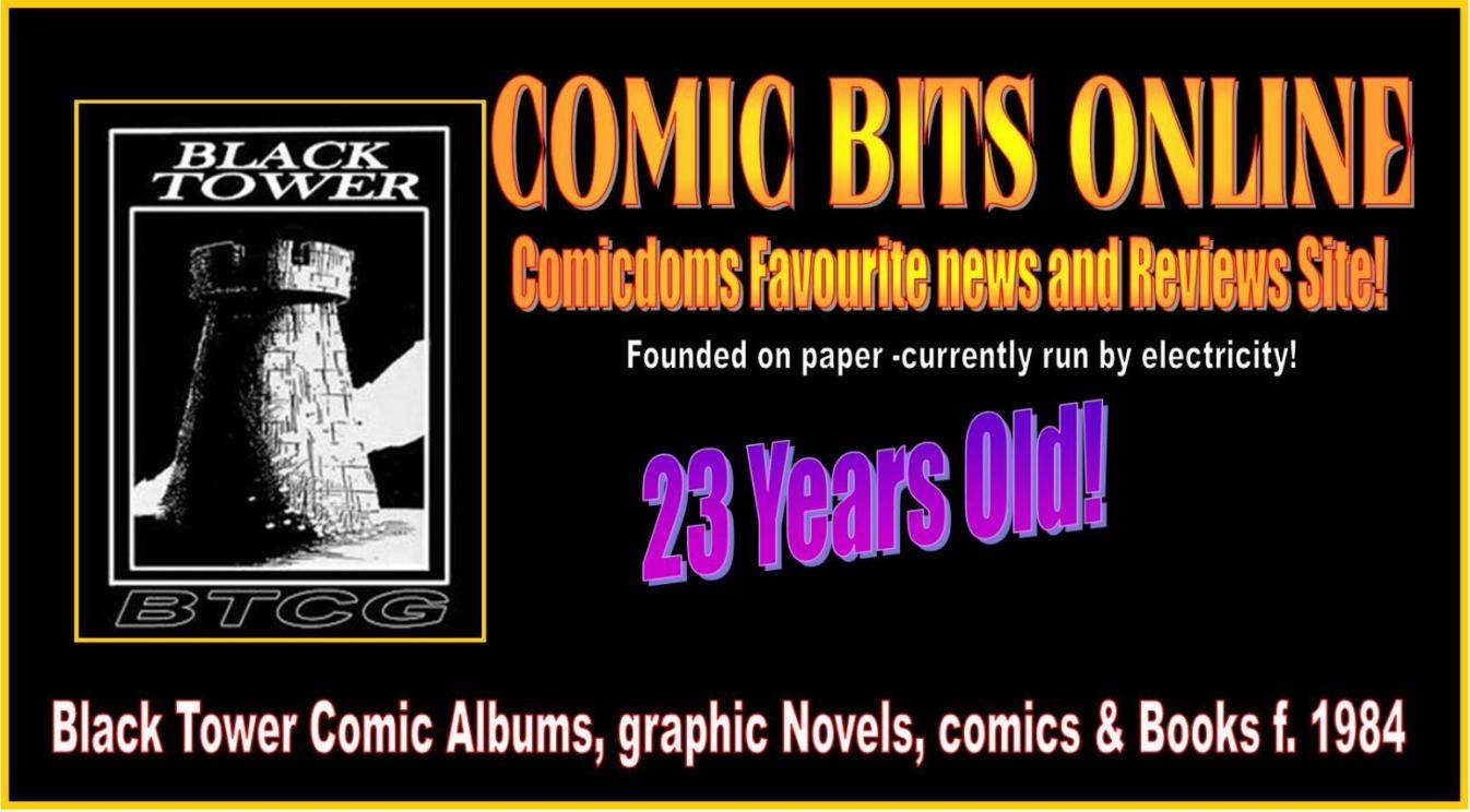 COMIC BITS ONLINE