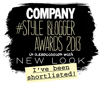 Shortlisted in the top 10 for best thrifty blog & best crafting blog