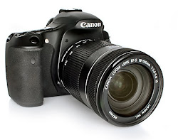 CANON 60D + CANON 18-135mm IS