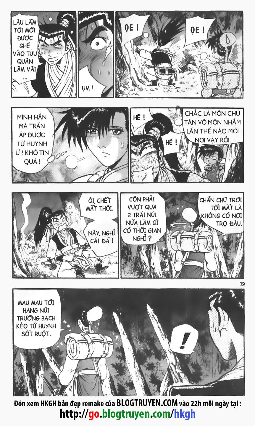 Hiệp Khách Giang Hồ chap 113 page 13 - IZTruyenTranh.com