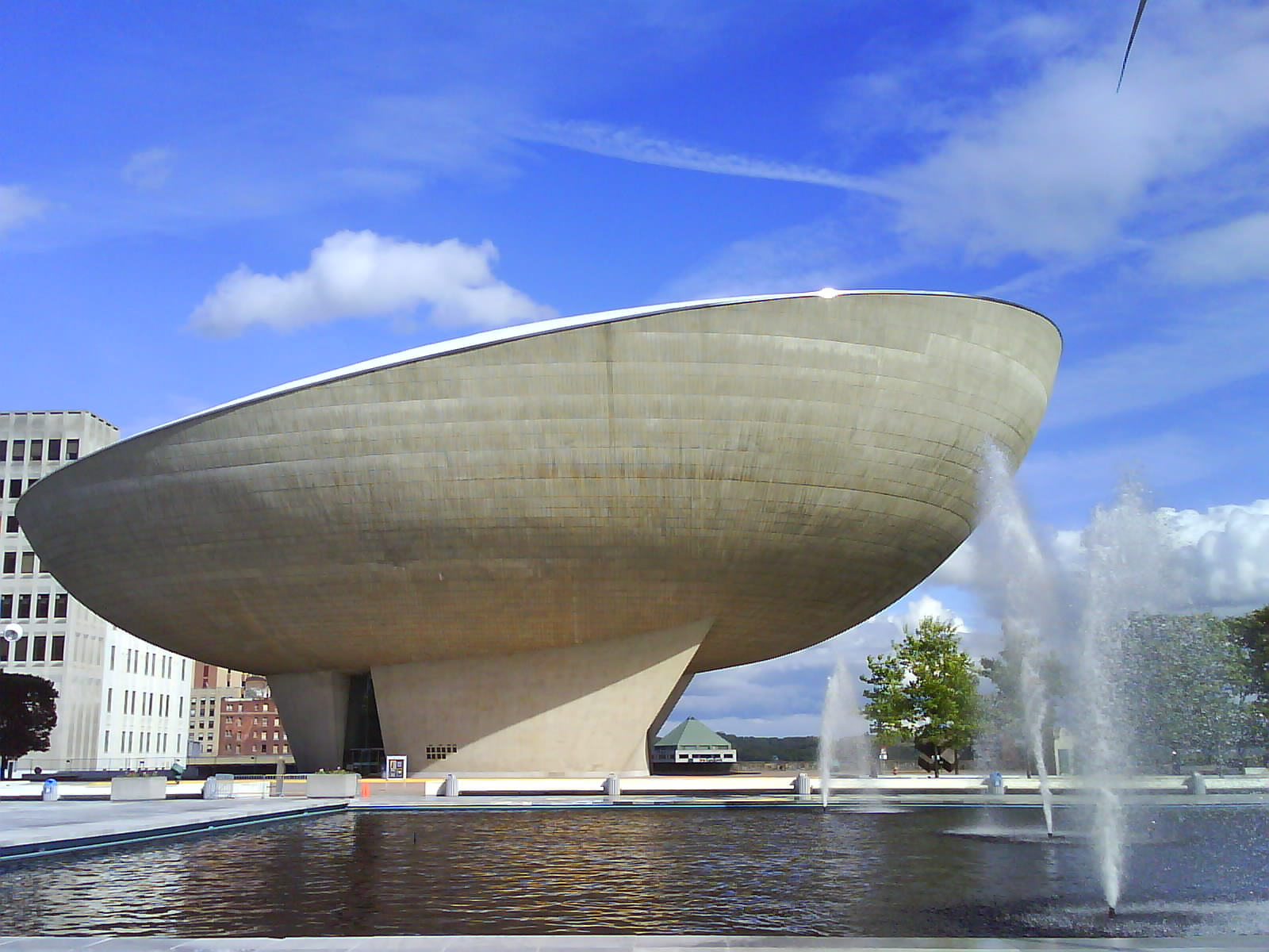 New Albany (IN) United States  city images : The Egg Empire State Plaza, Albany, New York, United States