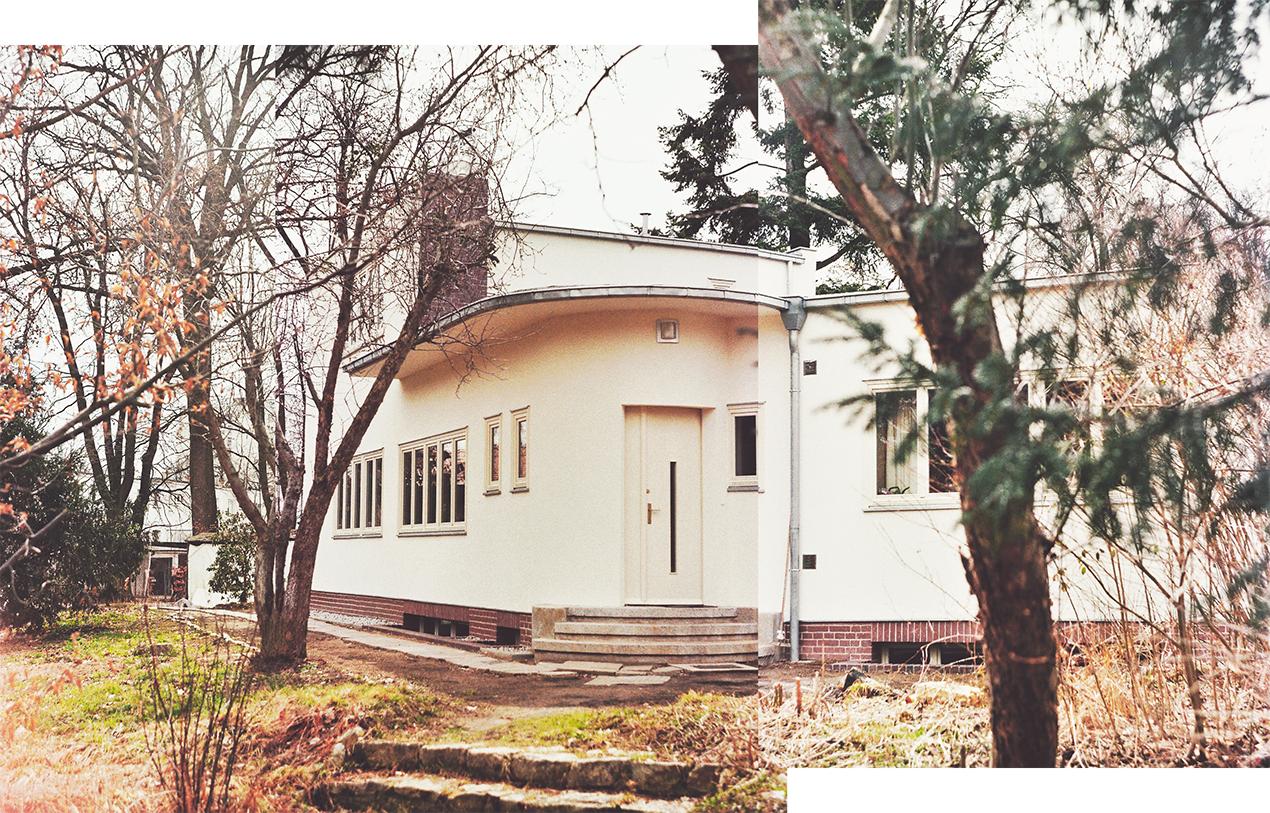 architekt: Ludwig Moshamer